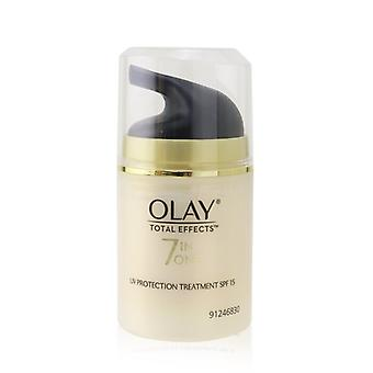 Olay Total Effects 7 in 1 UV Protection Treatment SPF15 (Box Slightly Damaged) 50g/1.7oz