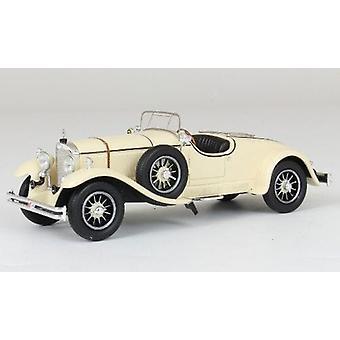 Mercedes Benz 24-100 Roadster (1926) kåda modell bil