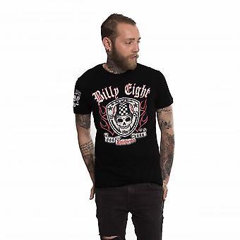 Billy Eight - 666 KALIFORNIA - Heren T-Shirt