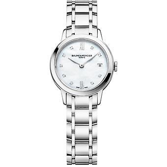 Baume&mercier watch classima round m0a10490