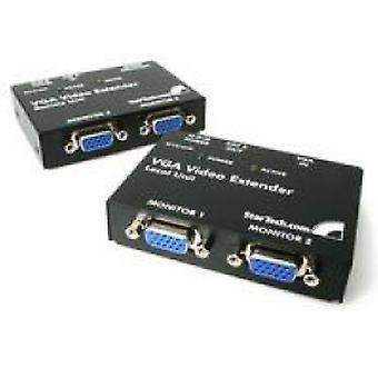 StarTech VGA Video Extender över Cat5 / UTP Video extender extern upp till 130 m