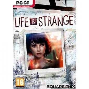 Livet er merkelig PC-spill