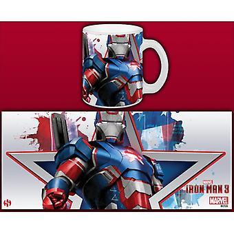 Iron Patriot (Iron Man 3) Mug