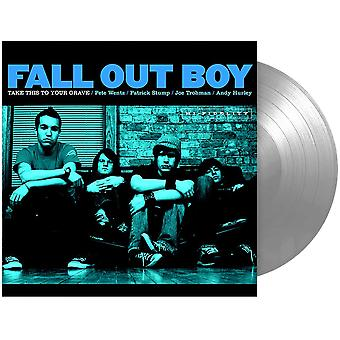 Fall Out Boy - Take This To Your Grave Grey Vinyl