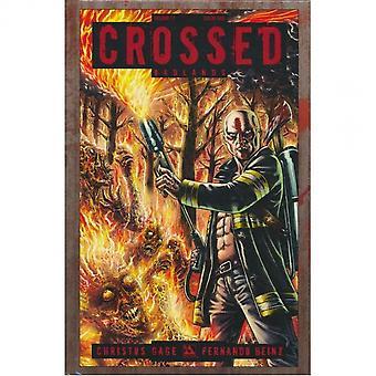 Volume cruzado 17 (capa dura)