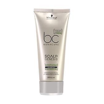 Bc scalp gesis soothin g shampoo 200 ml of gel