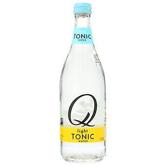 Q Tonic Water Tonic Light, حالة 6 X 16.9 Oz