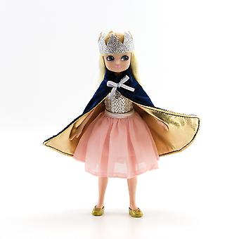 Lottie Doll Queen of the Castle Pretend Play Unisex Kids Child Accessories Set Outfit