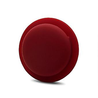 3 Pack Location Tracker Case Adhesive Protective Cover For Apple Airtag(Red Wine)