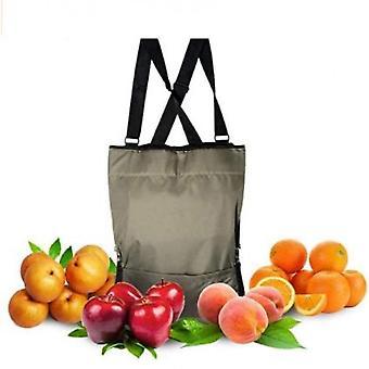 Obst und Gemüse Pflückertasche