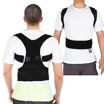 運動機械装置は男性女性のための肩の背筋サポートベルトを設定する