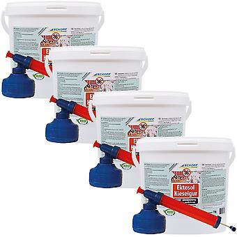 Sparset: 4 x SCHOPF® Ectosol® Piimaa, 1 kg + jauhe-atomointiaine