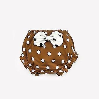 Baby Baumwolle Unterwäsche Bow Dots Muster Sommer Shorts
