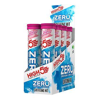 ZERO Caffeine Hit, Pink Grapefruit - 8 x 20 tabs