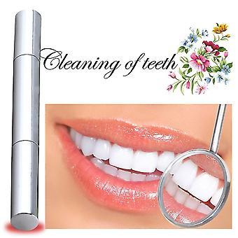 العلامة التجارية الجديدة الأسنان البيضاء تبييض القلم الأسنان هلام تبييض التبييض