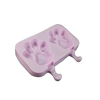Ice pops contemporary style silicone ice sickle lolly molds 02