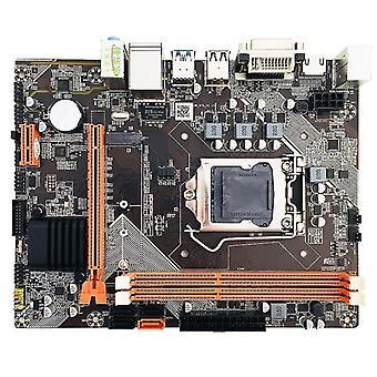 F19e b75-m2 lga1155 socket m-atx placa base soporte tarjeta gráfica integrada vga compatible con hdmi