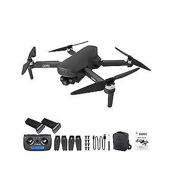 Sg908 rc quadcopter drone helikopter gimbal drone z profesjonalną kamerą 4k hd 5g gps wifi fpv