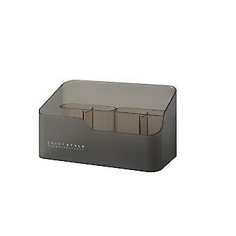 1Set neues Muster Makeup Organizer Badezimmer Aufbewahrung Box Lippenstift Nagellack Schrank Aufbewahrungsbox