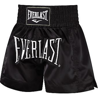 Everlast Herre Thai Shorts Boksning Letvægts Training Fitness Gym Bottom