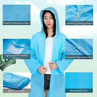 Multifunctional Raincoat, Waterproof And Reusable