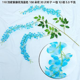 מחרוזת פרח גפן מלאכותית