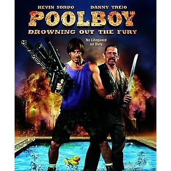 Poolboy: Drowning Out the Fury [Blu-ray] USA import