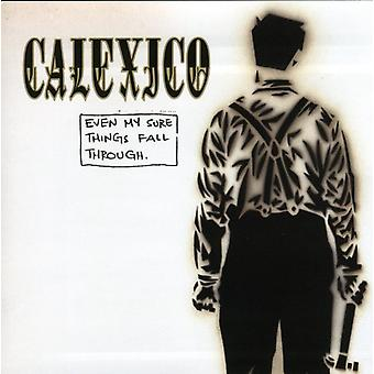 Calexico - Even My Sure Things Fall Throu [CD] USA import