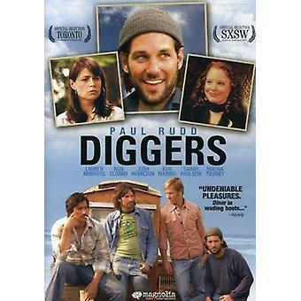 Diggers [DVD] USA import