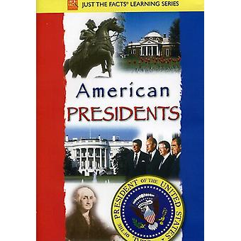 Just the Facts - American Presidents [DVD] USA import