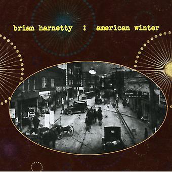 Brian Harnetty - American Winter [CD] USA import