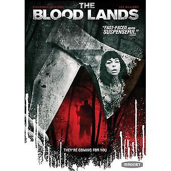 Blood Lands [DVD] USA import