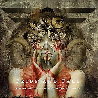 Pride and Fall - Red for the Dead Black for the Mourning [Vinyl] USA import