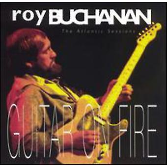 Roy Buchanan - Guitar on Fire-Atlantic Sessi [CD] USA import