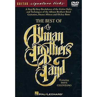 Allman Brothers Band - lo mejor de la importación de los E.e.u.u. de la Allman Brothers Band [DVD]