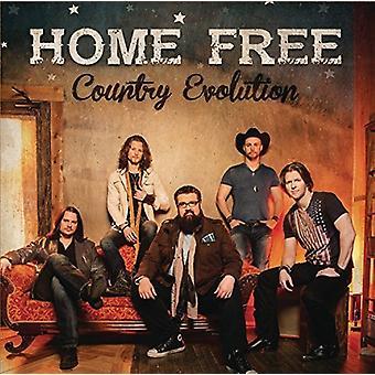 ホーム無料 - 国進化 [CD] アメリカ インポートします。