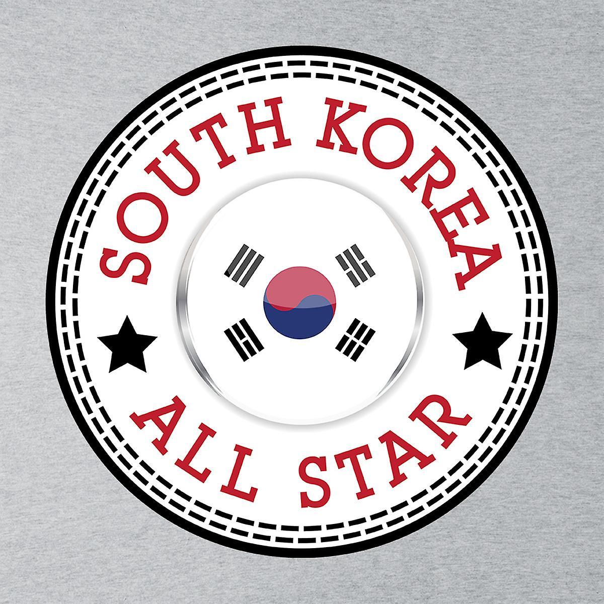Converse All Star męska Bluza z kapturem Korea Południowa