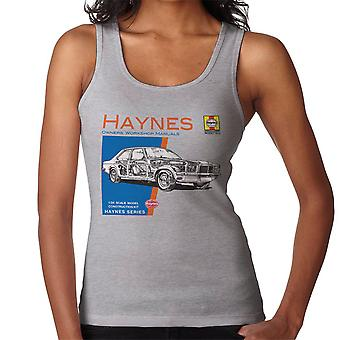 Haynes Owners Workshop Manual 0108 Vauxhall Victor VX4-90 Women's Vest