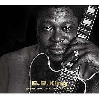 B.b. King - wesentliche Original-Alben [CD] USA import