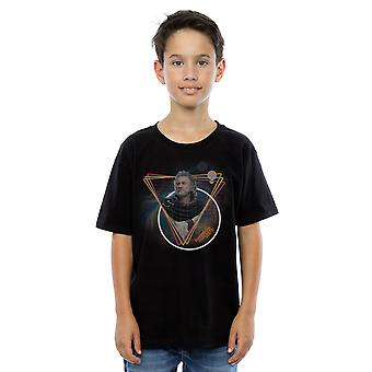 Marvel Boys Guardians Of The Galaxy Neon Ego T-Shirt