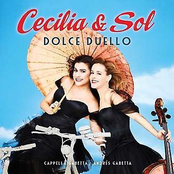Bartoli / Gabetta - Dolce Duello [CD] USA import