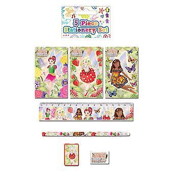 24 Fairy 5-Piece Stationery Sets