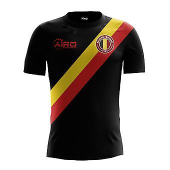2020-2021 Бельгия Третья концепция футболка