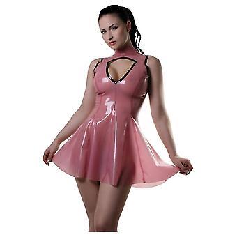 Westward Bound Bad Girl Latex Rubber Dress.