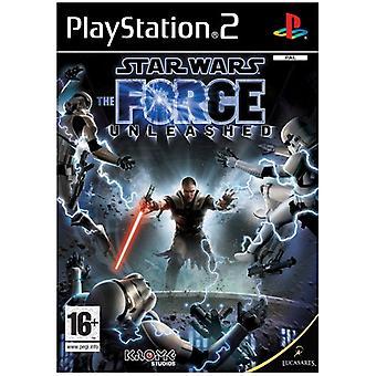 Star Wars La Forza Scatenata (PS2) - Fabbrica sigillata