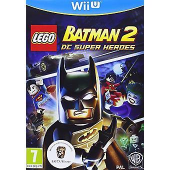 LEGO Batman 2 DC Super Heroes (Nintendo Wii U) - Neu