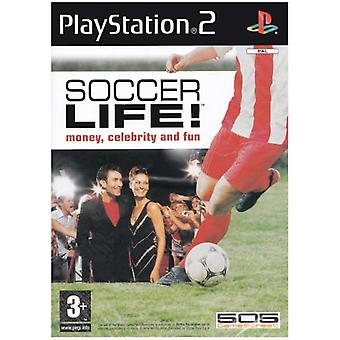 Soccer Life (PS2) - New Factory Sealed