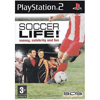 Soccer Life (PS2) - Neue Fabrik versiegelt