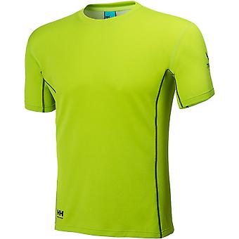 Helly Hansen Mens Magni korte mouw Warm technische Baselayer T Shirt