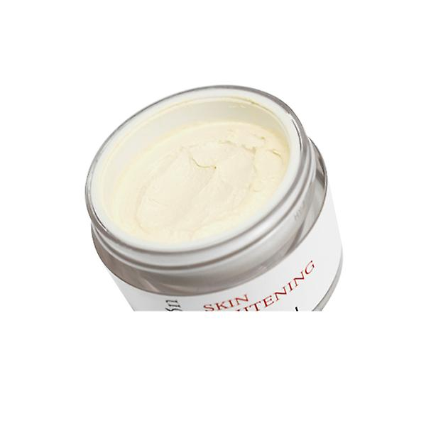 Skin whitening vitamin c face cream